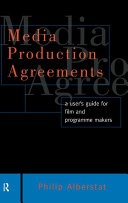 Media Production Agreements
