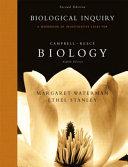 Biological Inquiry Book