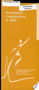 Neurological Complications of AIDS Book PDF