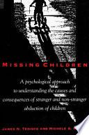 Still Missing [Pdf/ePub] eBook