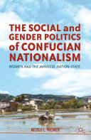 Pdf The Social and Gender Politics of Confucian Nationalism Telecharger