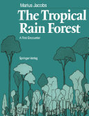 Pdf The Tropical Rain Forest Telecharger