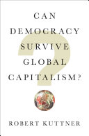 Pdf Can Democracy Survive Global Capitalism? Telecharger