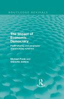 The Impact of Economic Democracy