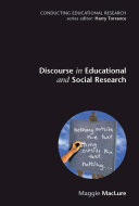 Discourse In Educational And Social Research
