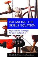 Balancing The Skills Equation Book PDF