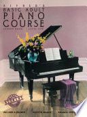 Alfred S Basic Adult Piano Course Lesson Book 1 Book PDF