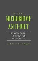 Microbiome Anti Diet Book PDF