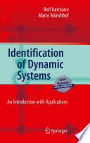 Identification Of Dynamic Systems Book PDF