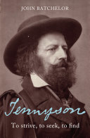 Tennyson Pdf/ePub eBook