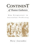 Continent of Hunter Gatherers
