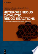Heterogeneous Catalytic Redox Reactions