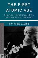 The First Atomic Age [Pdf/ePub] eBook