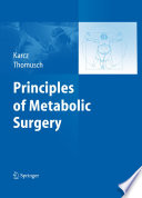 Principles of Metabolic Surgery
