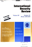 International Security Review
