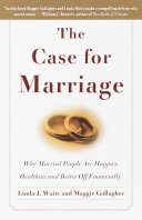 The Case for Marriage Pdf/ePub eBook