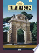 Gateway to Italian Songs and Arias   Low Voice