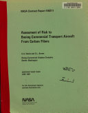 Assessment of Risk to Boeing Commerical Transport Aircraft from Carbon Fibers