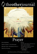 The Other Journal: Prayer ebook