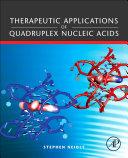 Therapeutic Applications of Quadruplex Nucleic Acids [Pdf/ePub] eBook