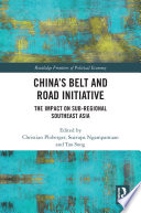 China   s Belt and Road Initiative