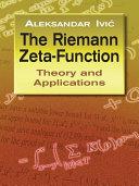 Pdf The Riemann Zeta-Function
