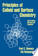 Principles of Colloid and Surface Chemistry  Revised and Expanded Book