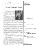 The Foundations for Physical Education