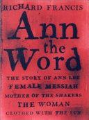 Ann, the Word