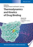 Thermodynamics And Kinetics Of Drug Binding Book PDF