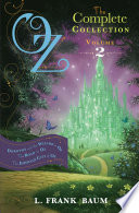 Oz The Complete Collection Volume 2 Bind Up