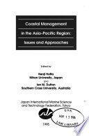 Coastal Management in the Asia-Pacific Region