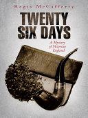 Pdf Twenty Six Days