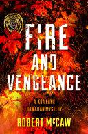 Fire and Vengeance Pdf/ePub eBook