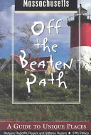 Massachusetts Off the Beaten Path Book PDF