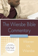The Wiersbe Bible Commentary