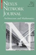 Nexus Network Journal 12,2 ebook