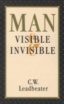 Man, Visible and Invisible Pdf/ePub eBook
