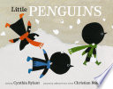 Little Penguins Cynthia Rylant Cover