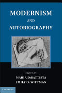 Modernism and Autobiography
