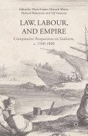 Pdf Law, Labour, and Empire