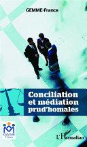 Pdf Conciliation et médiation prud'homales Telecharger