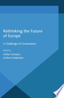 Rethinking The Future Of Europe