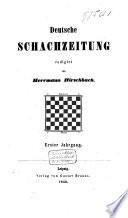 Deutsche Schachzeitung