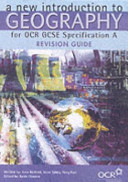 New Introduction to Geography for Ocr Gcse Specification a