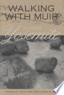 Walking with Muir Across Yosemite Book