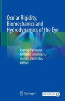 Ocular Rigidity  Biomechanics and Hydrodynamics of the Eye Book