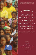 Collective Mobilisations in Africa / Mobilisations collectives en Afrique