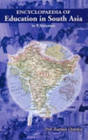 Encyclopaedia of Education in South Asia