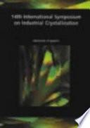 14th International Symposium on Industrial Crystallization
